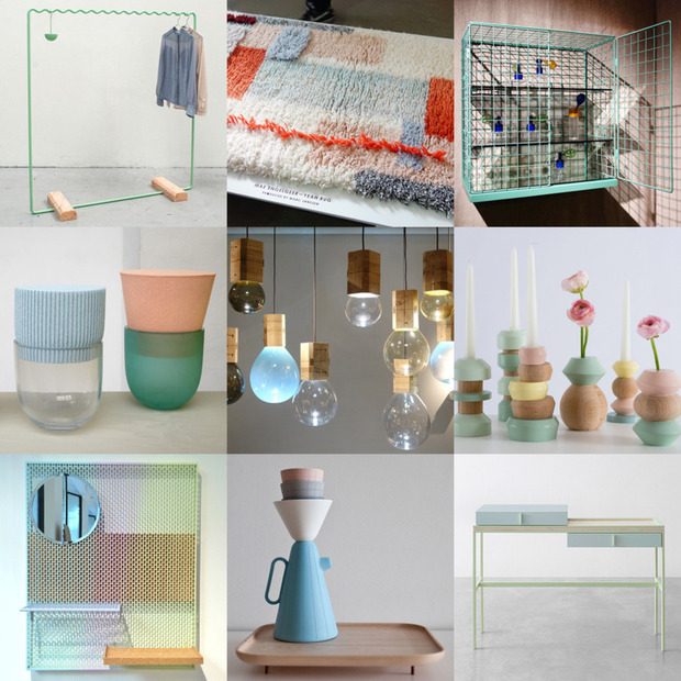 Milan Design Week 2014: The Quietly Colorful Home