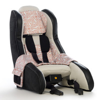 Volvo's Inflatable Car-Seat Concept