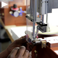 Cool Hunting Video: Shinola Leather Factory