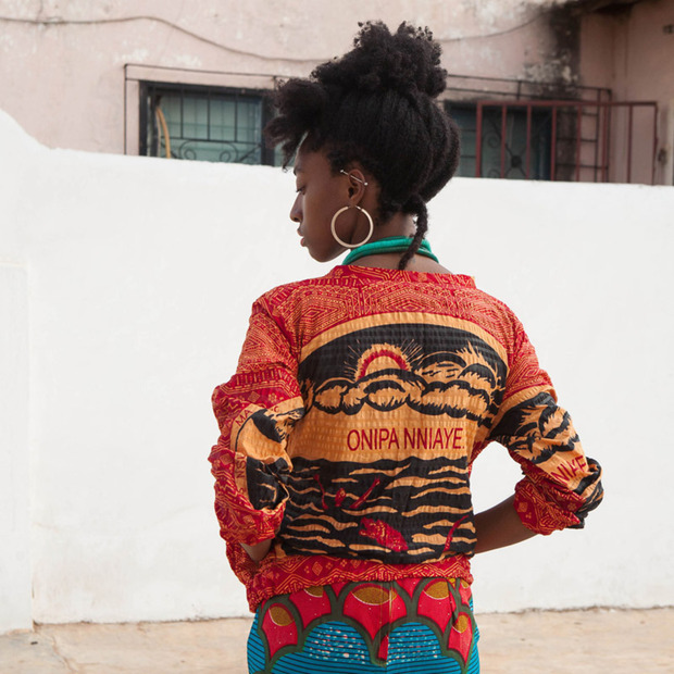 YEVU Clothing, Ethically Made in Ghana