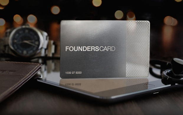 FoundersCard Expands