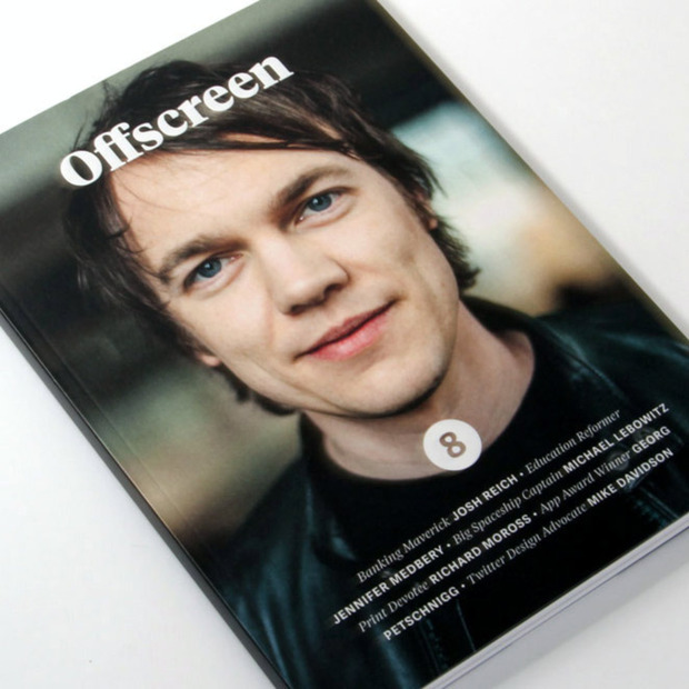 Offscreen: A Magazine Dedicated to the People Behind the Pixels