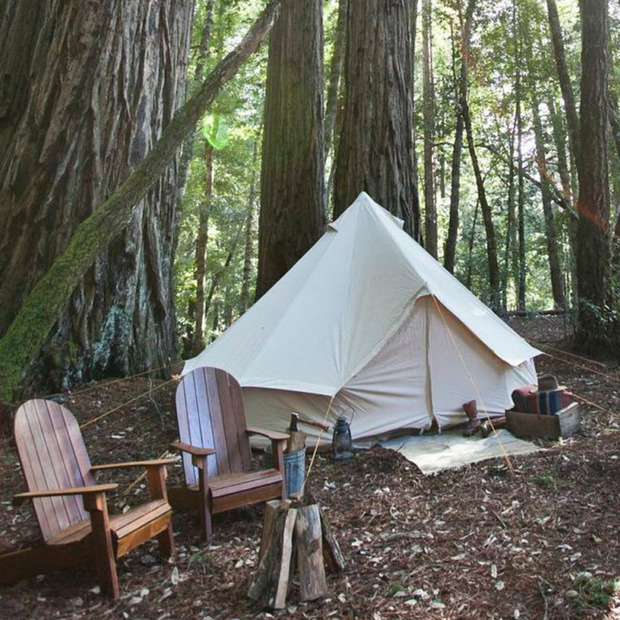 The Meriwether Tent from Shelter Co. Supply