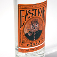 A 100% Canadian Vodka from Odd Society Spirits