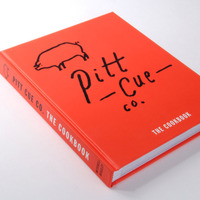 The Cookbook by London's BBQ Experts, Pitt Cue Co.