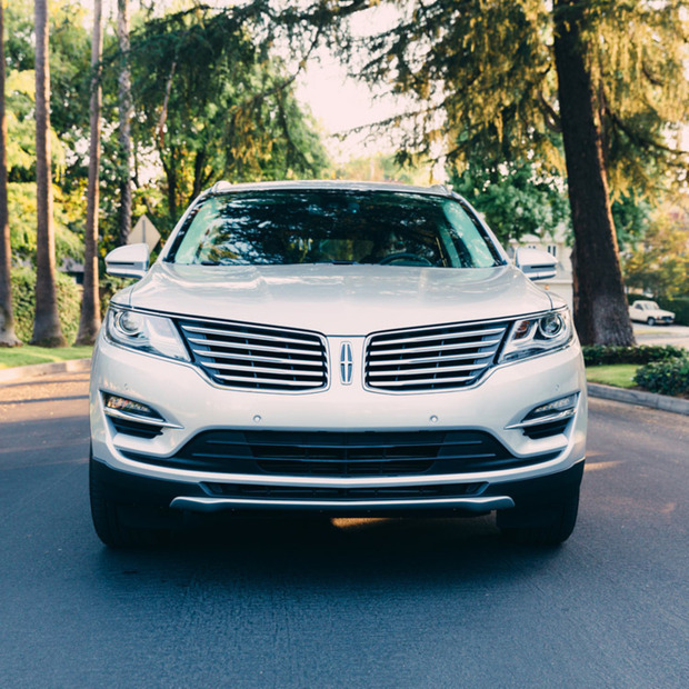 Style and Utility With the 2015 Lincoln MKC
