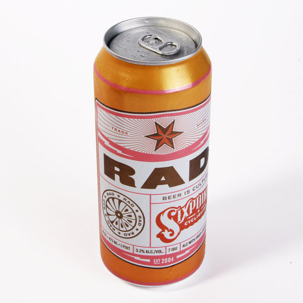 Sixpoint Brewery's Juice-Based RAD