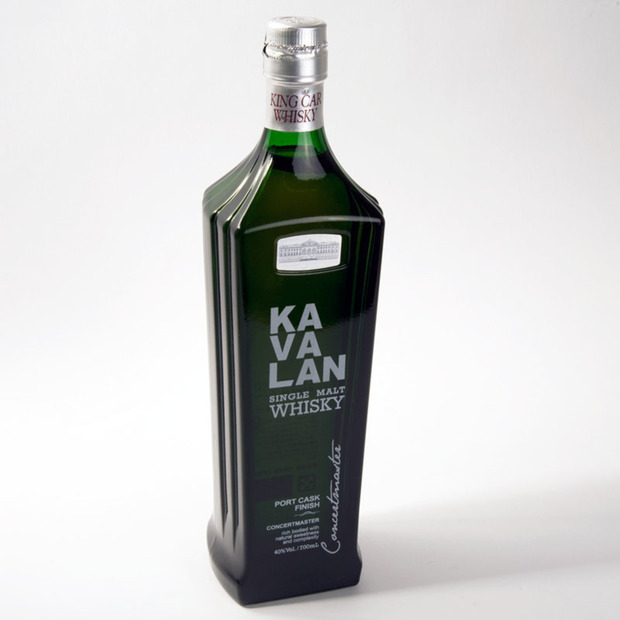 Kavalan, Taiwan's First Whisky Distillery