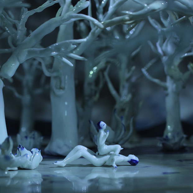 Xue Geng's Stop-Motion Film
