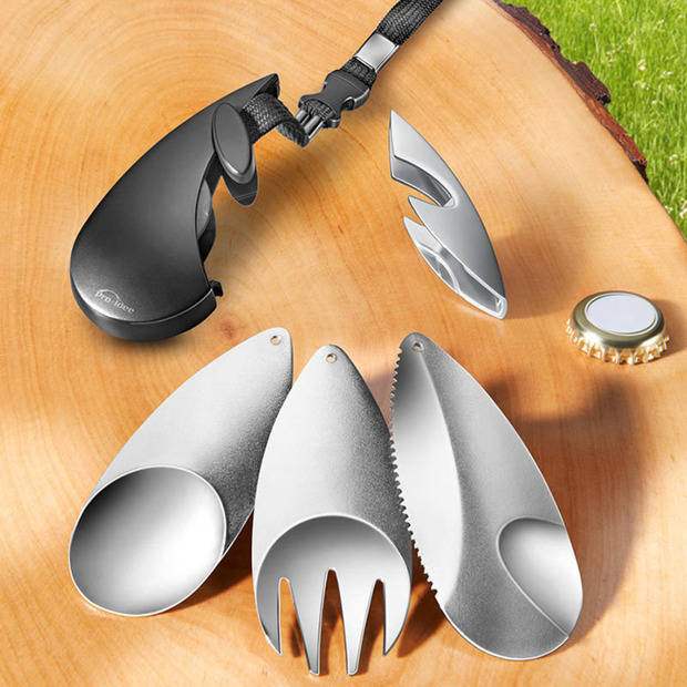 Pro-Idee's Camping Cutlery
