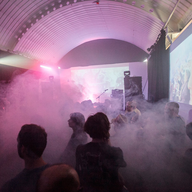 Wysing Arts Centre's 2014 Space-Time: The Future
