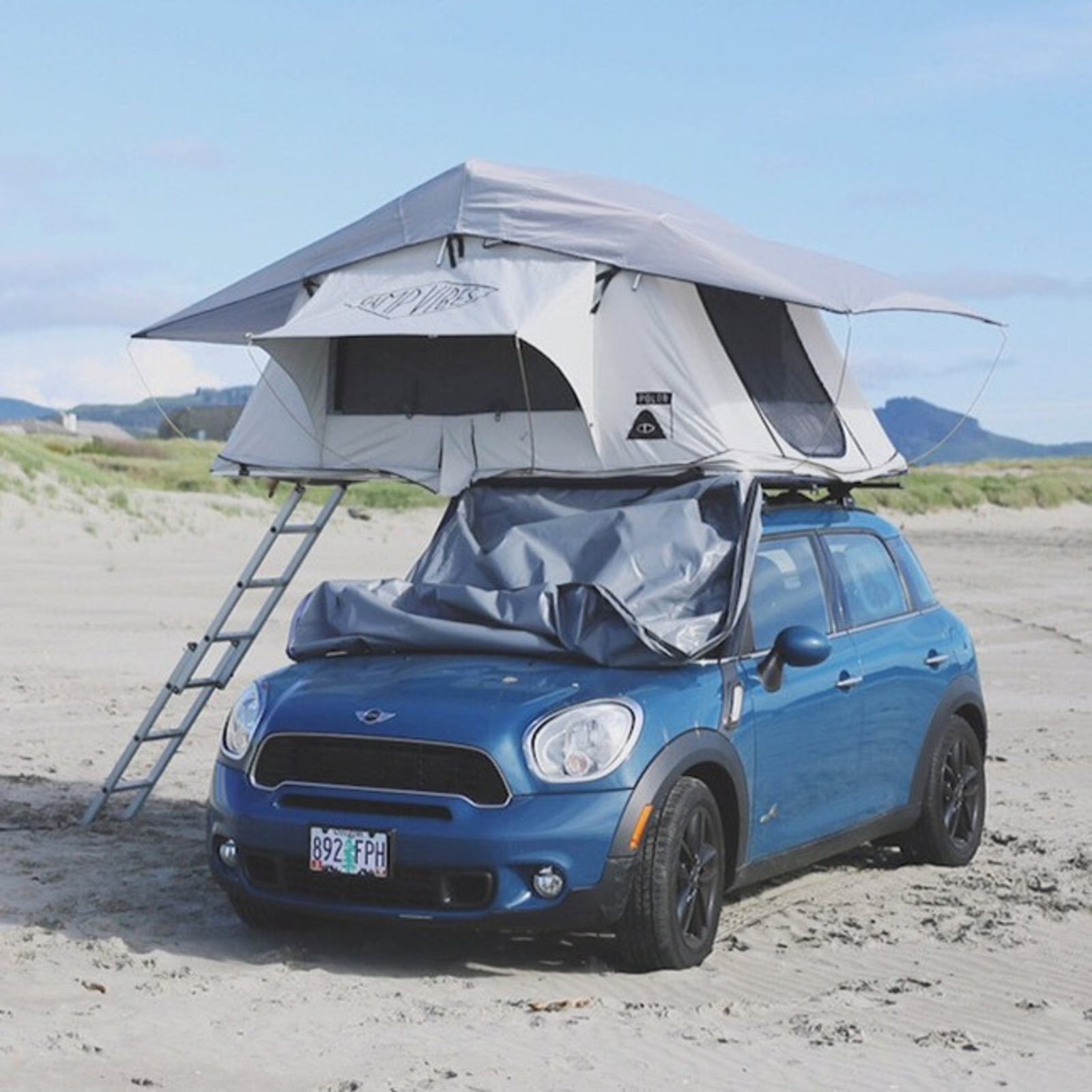 & Three Rooftop Tents for Summer Adventures - Cool Hunting