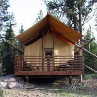 Wilderness Meets Luxury at Montana's Paws Up