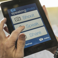Pair Voice and Image with SpeakingPhoto