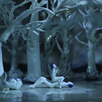 "Xue Geng's Stop-Motion Film ""Mr. Sea"""