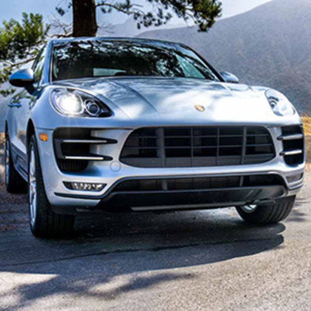 Test Drive: 2015 Porsche Macan S and Porsche Macan Turbo:  Off-road and on the track with the all-new model to see if it lives up to its badge