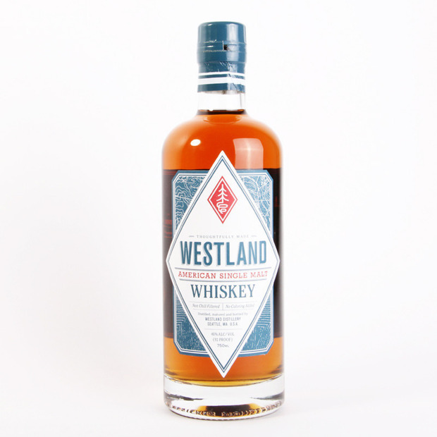Westland Distillery's American Single Malt Whiskey: A flavorful, refined expression hailing from Seattle
