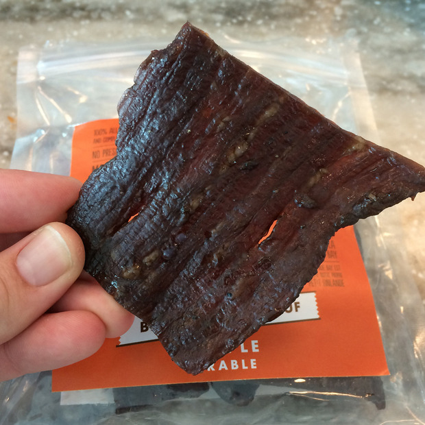 Bay Meats Butcher Shop Beef Jerky: A gluten-free, hand-sliced and 100% Canadian snack
