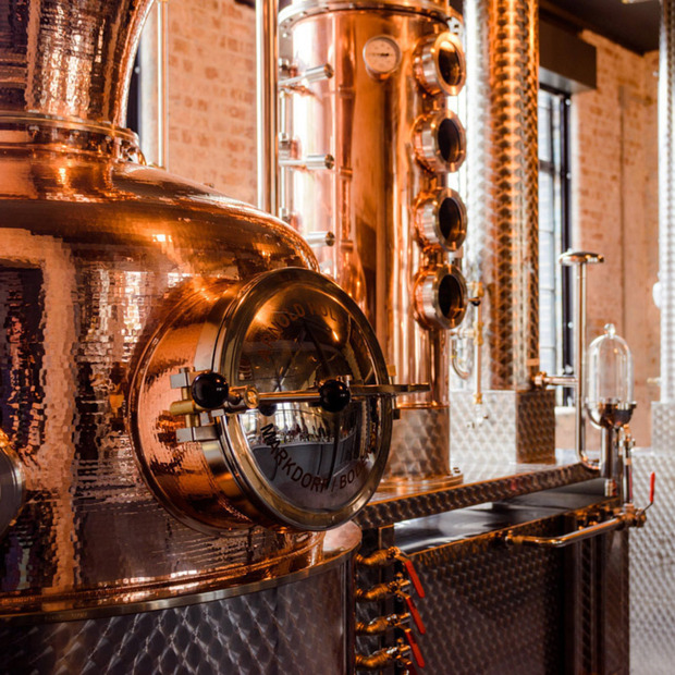 East London Liquor Company: Bringing distilling back to the East End with distinct craft spirits done in the old style