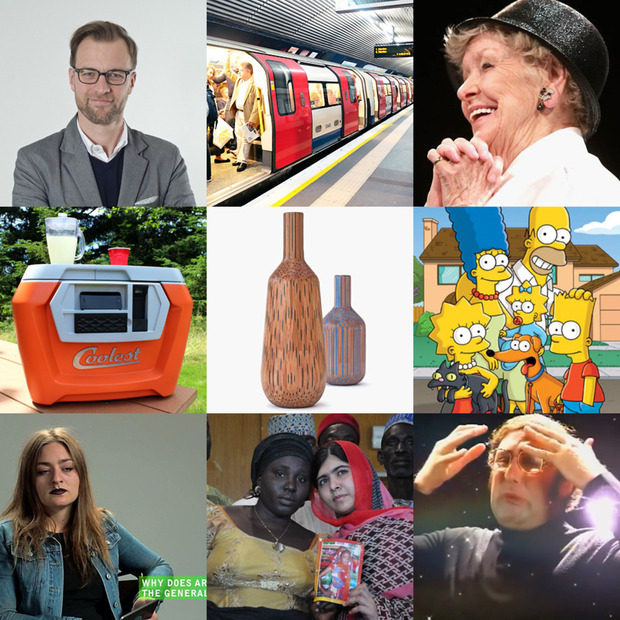 Link About It: This Week's Picks : The inimitable Elaine Stritch, a crazy cooler, Wired's innovation fellows and more in our weekly look at the web