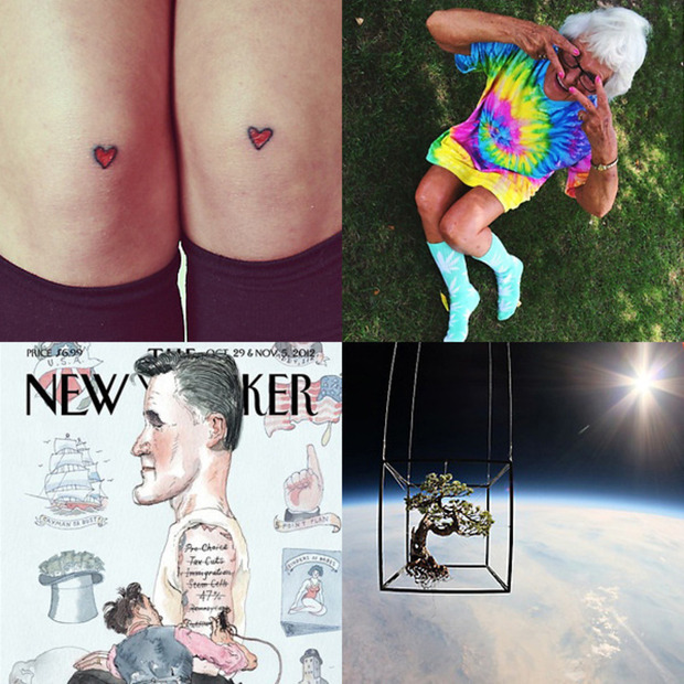 Link About It: This Week's Picks : The New Yorker's archives freely unfold, space plant photography, the science behind tattoos and more in our weekly look at the web