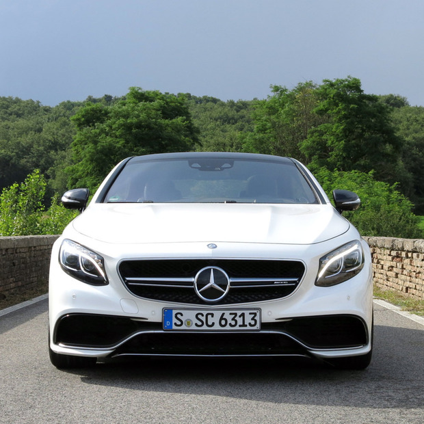 Test Drive: Mercedes-Benz S550 Coupe and S63 AMG Coupe