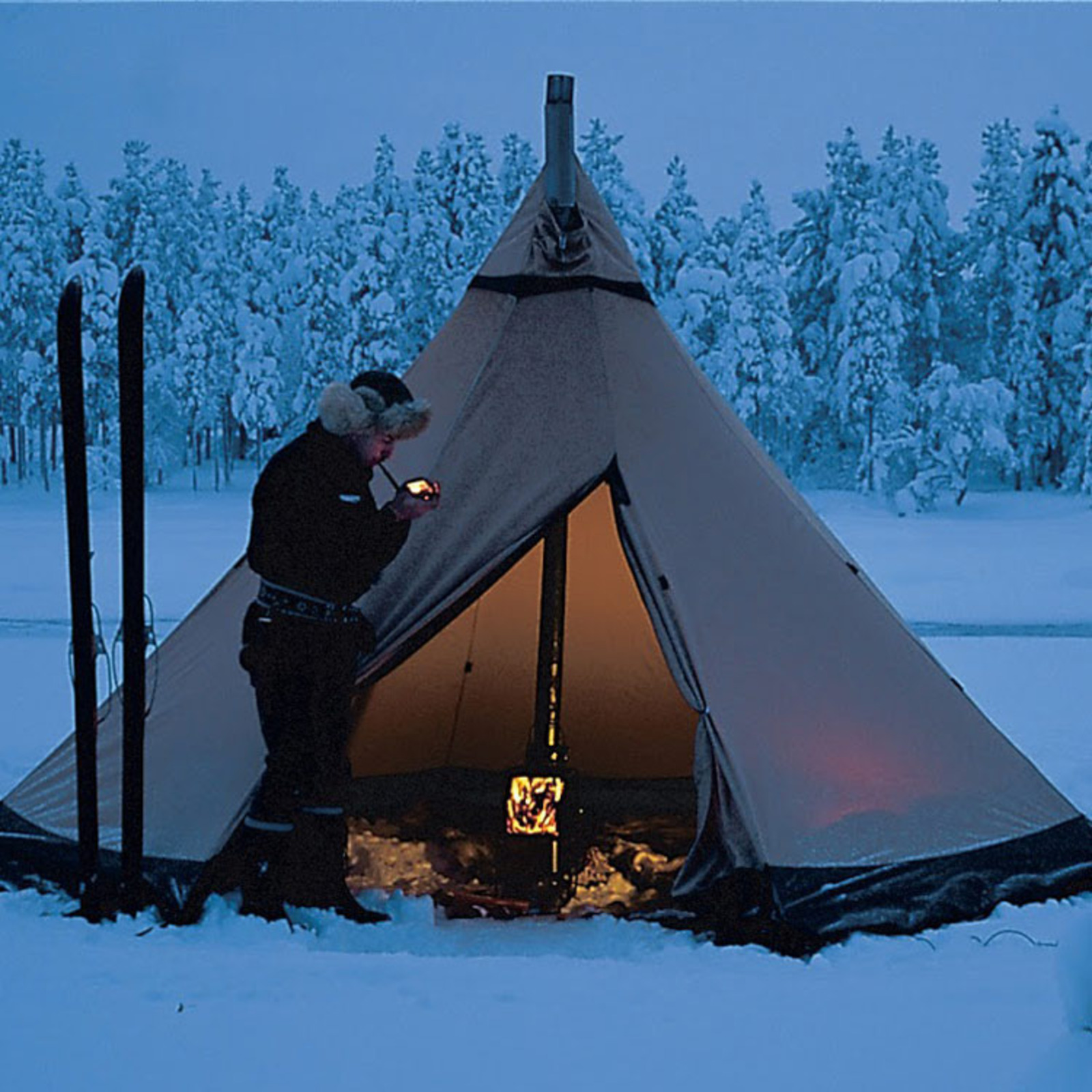 Tentipi Shelters Cool Hunting