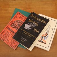 The Flowing Bowl and Other Vintage Cocktail Books