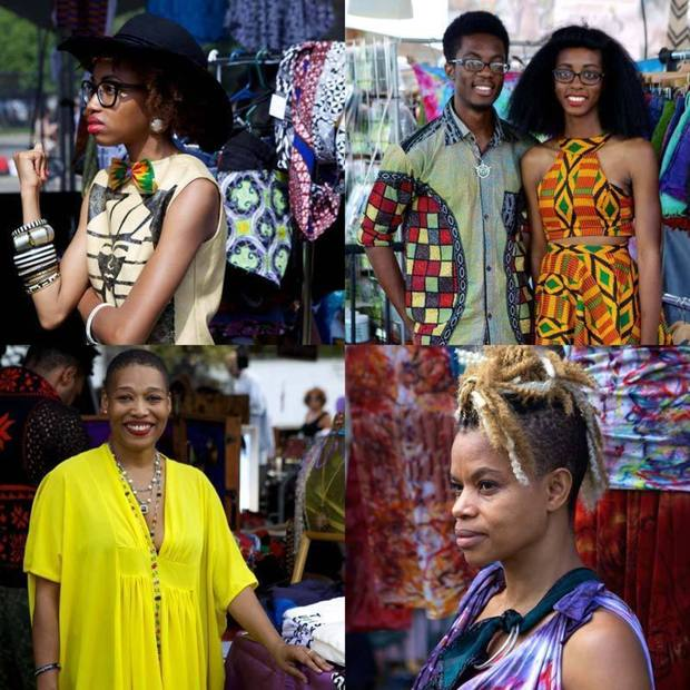 Four Standout Makers at 2014 AfroPunk Festival