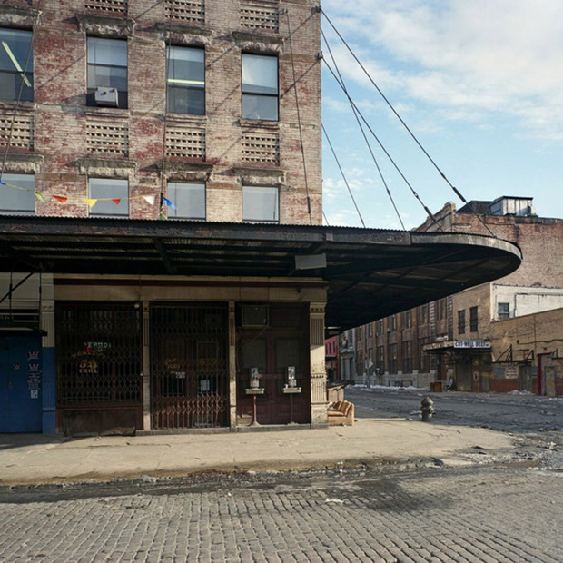 Metamorphosis: Meatpacking District 1985 + 2013