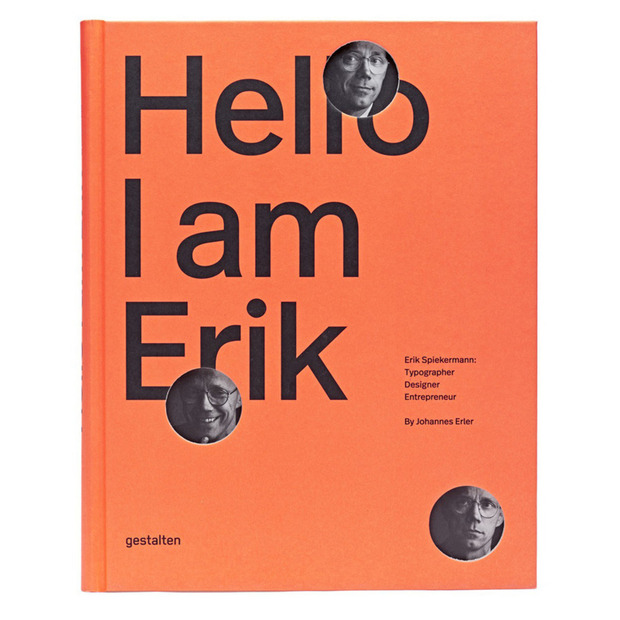 Interview: Typomaniac Erik Spiekermann