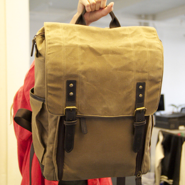ONA's Sleek Camera and Laptop Bags