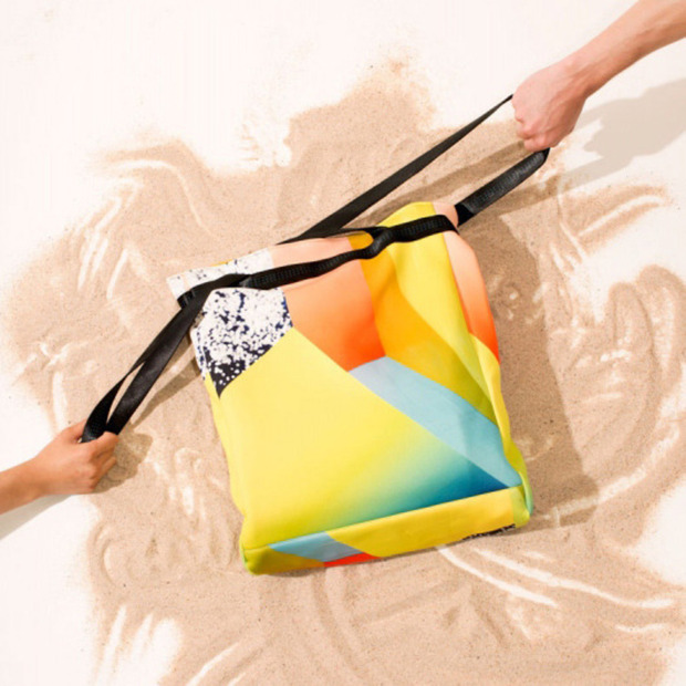 WAX + Print All Over Me Beach Kit