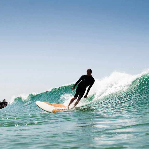 Interview: Almond Surfboards' Dave Allee