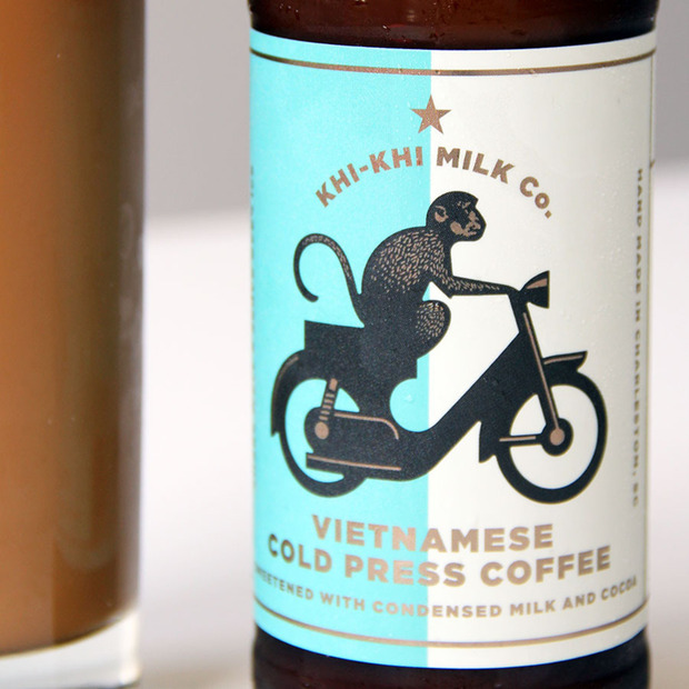 Khi-Khi Milk Co. Vietnamese Cold Press Coffee