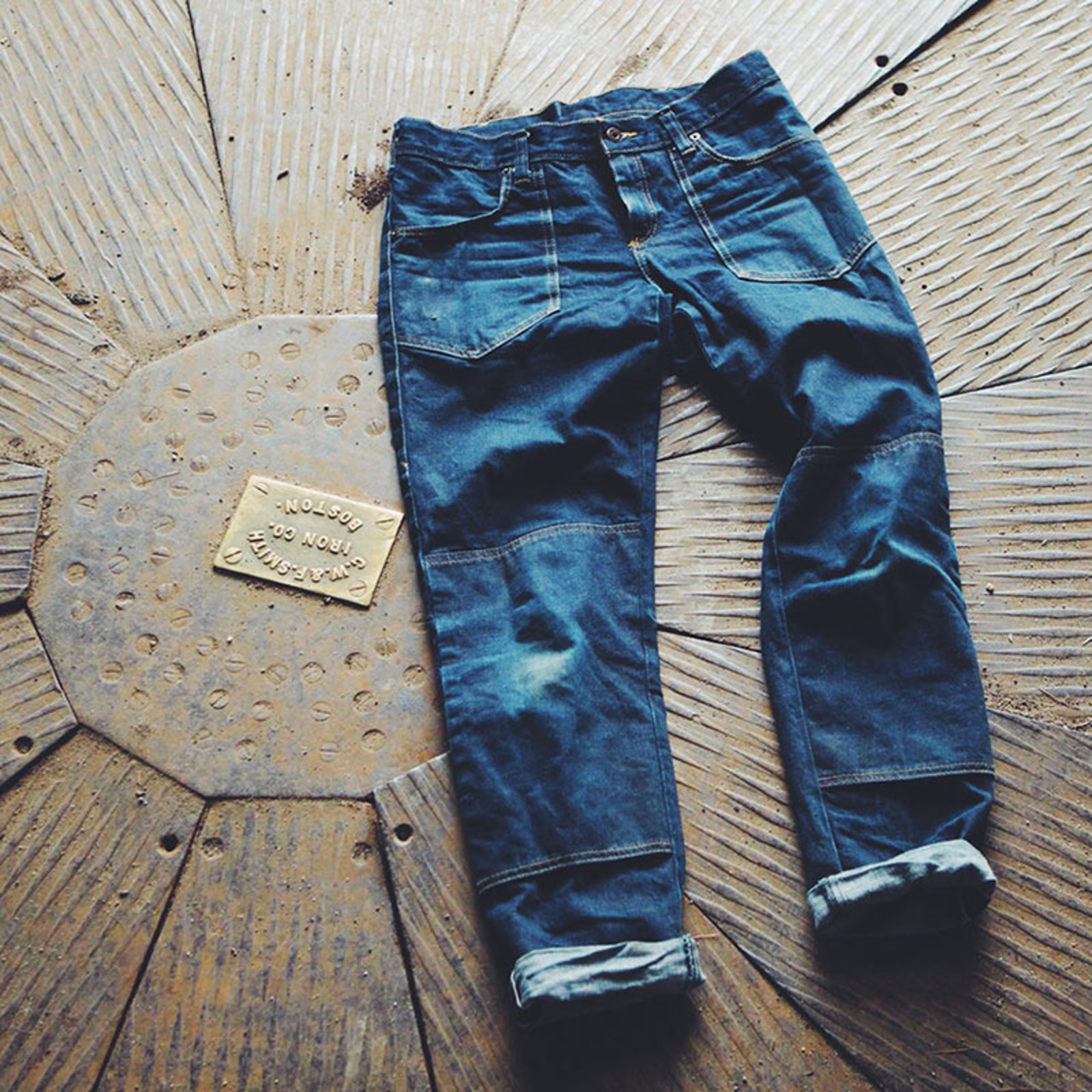 Gamine Co Workwear Jeans For Women Cool Hunting