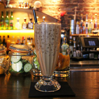 Black Crescent's Boozy Five Dollar Shake