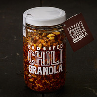 Bad Seed's Chili Granola