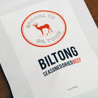 From ZA to NY, Brooklyn Biltong