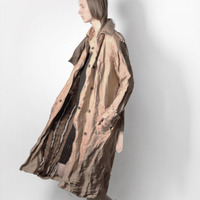 Faustine Steinmetz's Copper Woven, Bendable Fashion