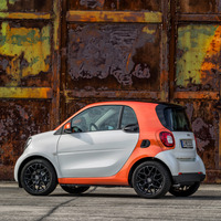Song of the Car: 2016 Smart ForTwo