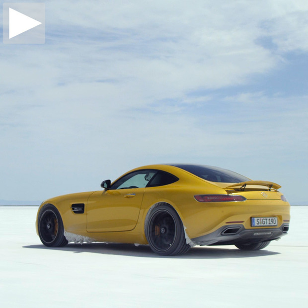 Cool Hunting Video: First Look at the Mercedes-AMG GT: Incredible power meets uncompromising design in this brand new supercar