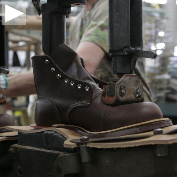 Cool Hunting Video: Red Wing Shoes: For over 100 years, these handcrafted boots have been leading the way in workwear