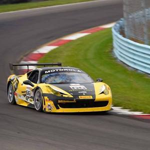 Song of the Car: Ferrari 458 Challenge Evoluzione