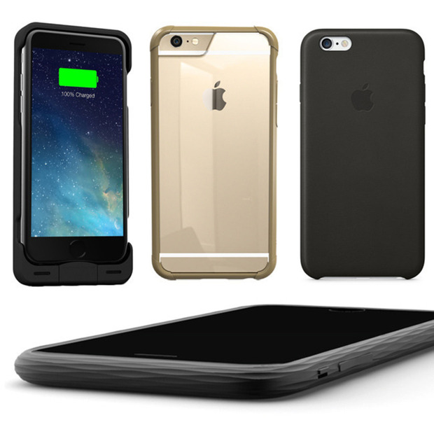 Six iPhone 6 Cases: Sexy protective options for those who know better than to leave their device naked