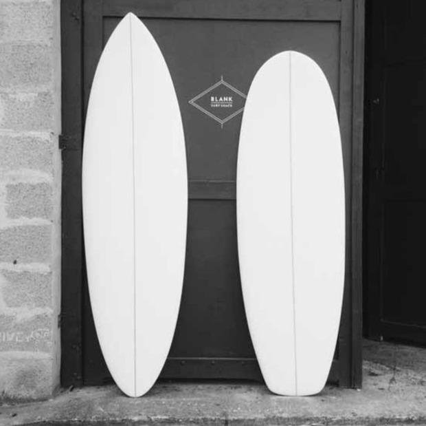 DIY Boards at Biarritz's Blank Surf Shack: Shape your own stick in the thriving French seaside town