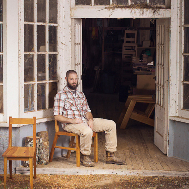 Nashville's Holler Design: How one designer began making furniture with wood sourced from his family farm