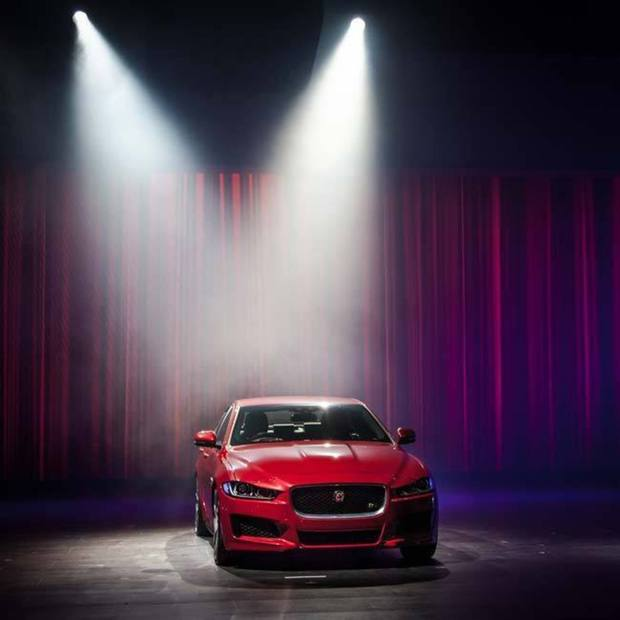 Jaguar Unveils New XE in London: The iconic car manufacturer reveals the latest in their line of future classics