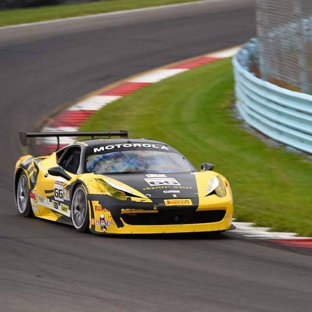 Song of the Car: Ferrari 458 Challenge Evoluzione: An exhilarating, high-speed lap with a professional driver invokes an equally thrilling song by Flying Lotus