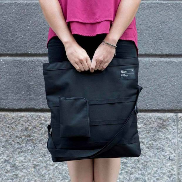 Durable, Modular Bags from Unit Portables : Lugging laptops and documents is easy (and stylish) with these sturdy, waterproof satchels